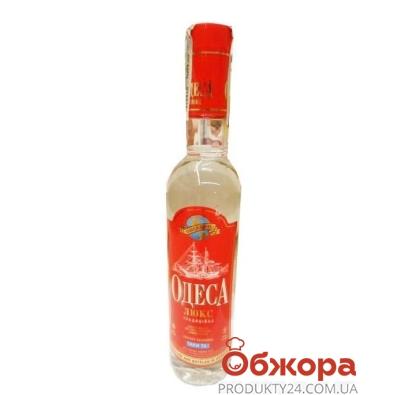 Водка Одесса Люкс традиционная  красная 0,5 л/ – ИМ «Обжора»
