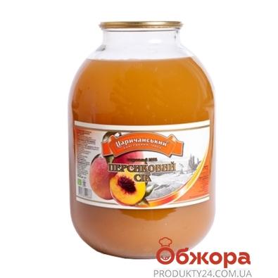 Сок Царичанский Персик 3л – ИМ «Обжора»