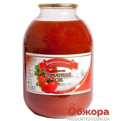 Сок Царичанский Томат 3 л. – ИМ «Обжора»
