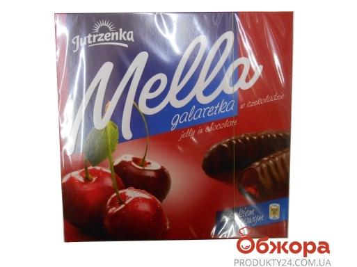 Мармелад Мелла (Mella) вишня в черном шоколаде 190 г – ИМ «Обжора»