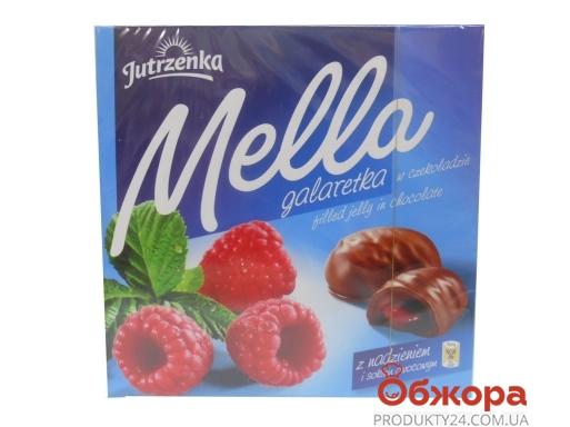 Мармелад Мелла (Mella) малина в шоколаде 190 г – ИМ «Обжора»