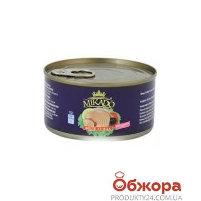 Консервы Микадо 195 гр. тунец в собственном соку – ИМ «Обжора»