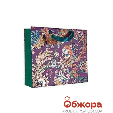 Подарочный пакет Люкс бумажный АВ – ИМ «Обжора»