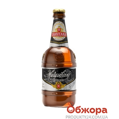 Пиво Полтава Жигулёвское 0,5 л. – ИМ «Обжора»