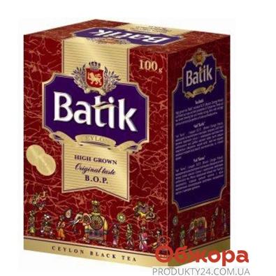 Чай Батик (Batik) Высокогорный 100 г – ИМ «Обжора»