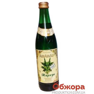 Лимонад Арарад Тархун 0,5 л. ст. – ИМ «Обжора»