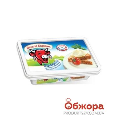 Сыр плавленый Веселая коровка Сливочный 120 г – ИМ «Обжора»