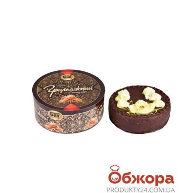Торт БКК Грильяжный в глазури 500 г – ИМ «Обжора»