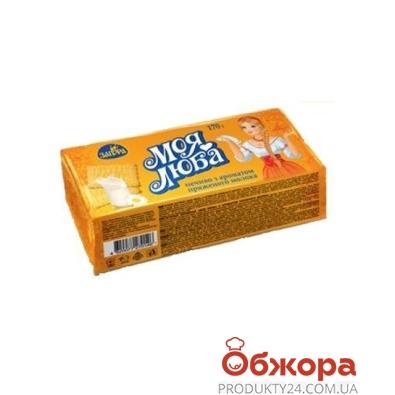 Печенье Загора `Моя люба` топленое молоко 170 г – ИМ «Обжора»