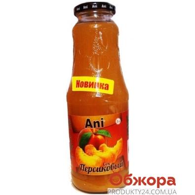 Сок Ани (Ani) Персик 1 л. ст – ИМ «Обжора»