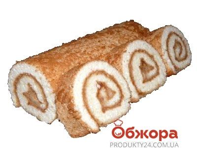 Рулет бисквитный До Кави – ИМ «Обжора»