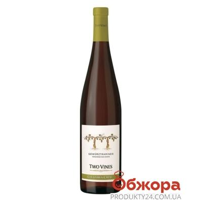 Вино Коламбия Крест (Columbia Crest) Гевюрцтраминер 0,75л – ИМ «Обжора»