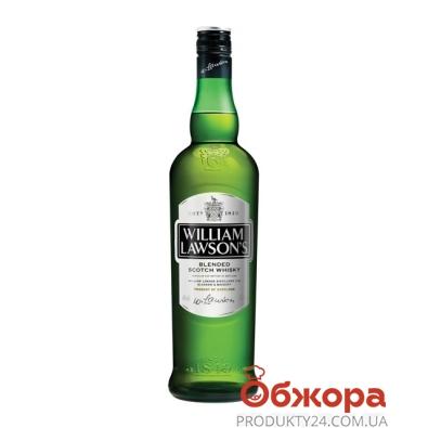 Виски Вильям Лоусонс (William Lawson's) 40% 0,7 л – ИМ «Обжора»