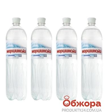 Вода Моршинская 1.5 л. негазированная 3+1 Акция – ИМ «Обжора»