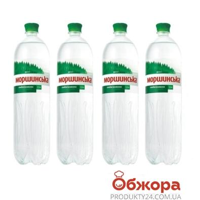 Вода Моршинская 1.5 л. слабогазированная 3+1 Акция – ИМ «Обжора»