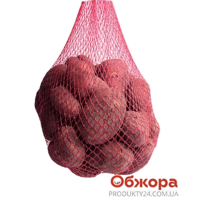 Картофель розовый фасованый – ИМ «Обжора»