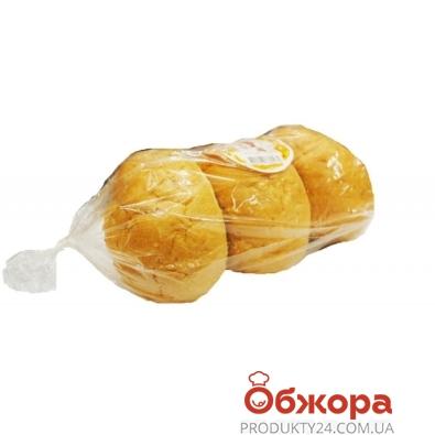Булочка Золотое зерно для гамбургера 310 гр. – ИМ «Обжора»