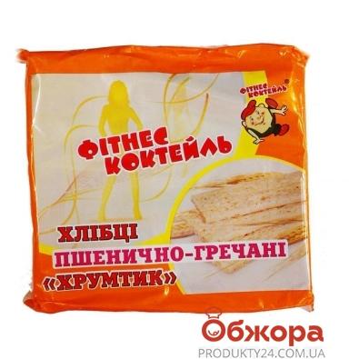 Хлебцы Хрумтик пшенично-гречневые 99 г – ИМ «Обжора»