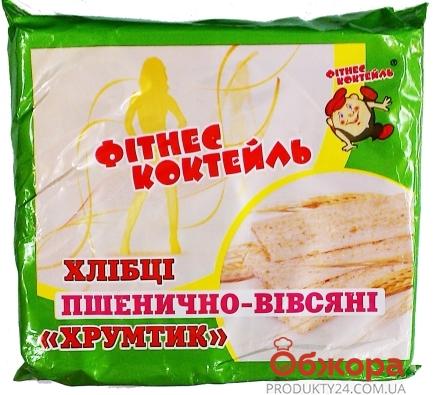 Хлебцы Хрумтик пшенично-овсяные 99 г – ИМ «Обжора»