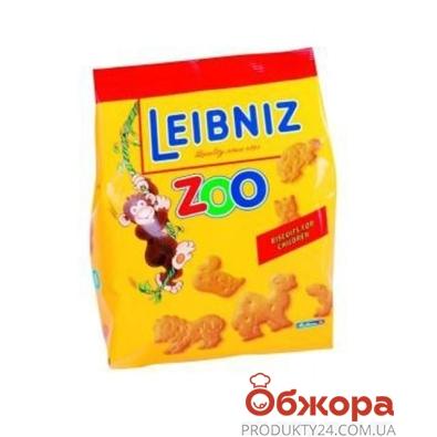 Печенье Бальзен ZOO шоколад 100 г – ИМ «Обжора»