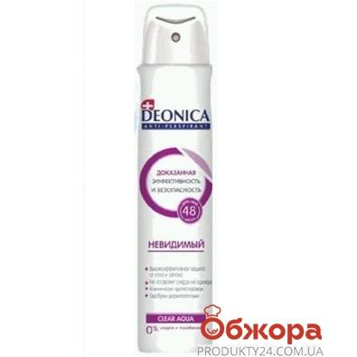 Дезодорант - спрей Деоника (DEONICA) Невидимый 200 мл – ИМ «Обжора»