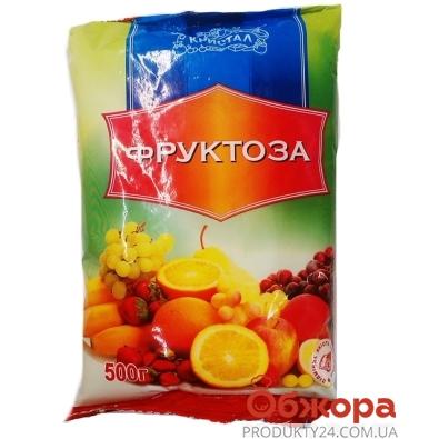 Фруктоза Кристалл 500 г – ИМ «Обжора»