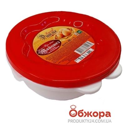 Майонез Кухар Ришелье 400 гр. 40,5% пиала – ИМ «Обжора»