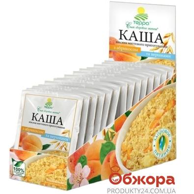 Каша Терра овсяная абрикос сливки 5*38г – ИМ «Обжора»