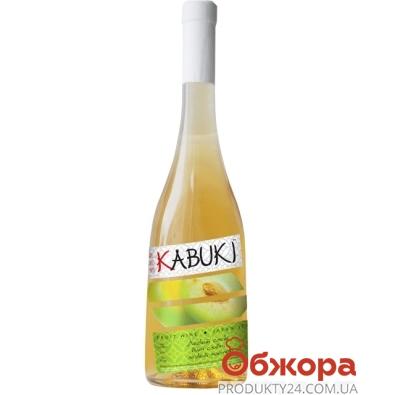 Вино Кабуки (KABUKI) слива белое 0,75 л – ИМ «Обжора»