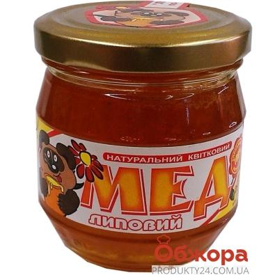 Мед Нектар липовый 250 г – ИМ «Обжора»