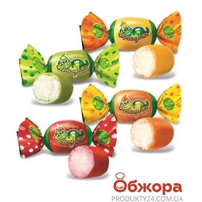 Конфеты Лесная сказка фруктозаврики 1 кг. – ИМ «Обжора»