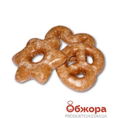 Пряник Делиция Боварский в сахарной глазури вес – ИМ «Обжора»
