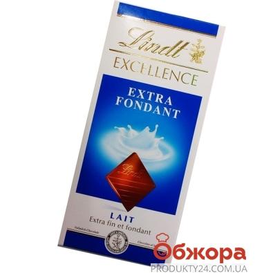 Шоколад Линдт (Lindt) Экселенс молочный 100 г – ИМ «Обжора»