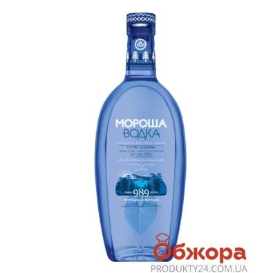 Водка Мороша Синевир 0,7 л. – ИМ «Обжора»