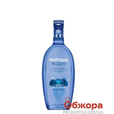 Водка Мороша Синевир 0,5 л. – ИМ «Обжора»