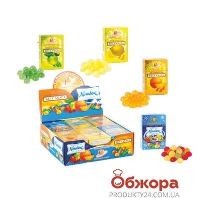 Конфеты Рокс холодок без сахара 30 гр. – ИМ «Обжора»