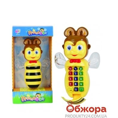 Телефон Джой Тойс (JT) Пчелофон 25 см – ИМ «Обжора»