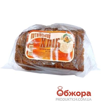 Хлеб Новое Дело Латвийский с изюмом 400 гр. – ИМ «Обжора»