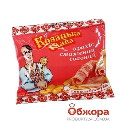 Арахис Козацька слава бекон 35 г – ИМ «Обжора»