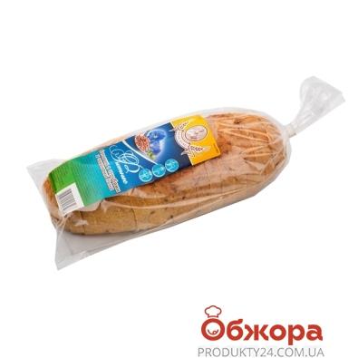 Батон Фитнес с семенами льна Новое Дело 225 г – ИМ «Обжора»