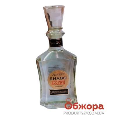 Водка виноградная Шабо (Shabo) Проба N2 0,5 л. – ИМ «Обжора»