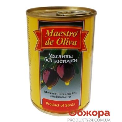 Маслины Маэстро де олива (Maestro de Oliva) 280г б/к – ИМ «Обжора»