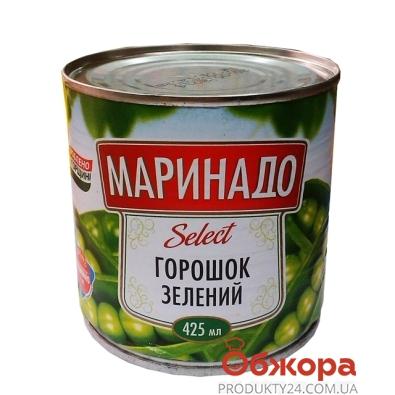 Зеленый горошек Маринадо 425 л ж/б – ИМ «Обжора»