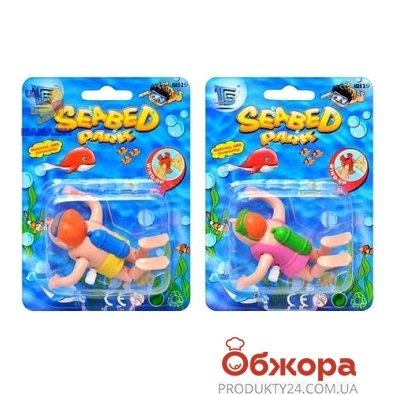 Игрушка Тойс В водоплавающая 14-10-4 см – ИМ «Обжора»