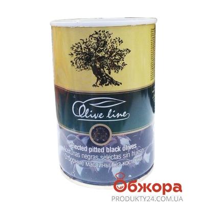 Маслины Олив Лайн (Olive Line) 420 с/к – ИМ «Обжора»