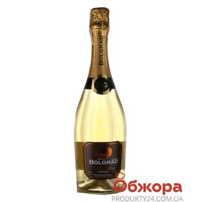 Вино игристое Болград (Bolgrad) Нектар белое сладкое 0,75 л. – ИМ «Обжора»
