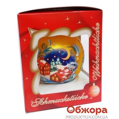 Ёлочная игрушка Дед Мороз – ИМ «Обжора»