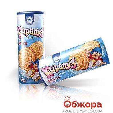 Печенье Конти (Konti) Карапуз сахар 165 г – ИМ «Обжора»