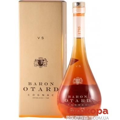 Коньяк Отард Барон (Baron Otard) VS 40% 0,7 л – ИМ «Обжора»