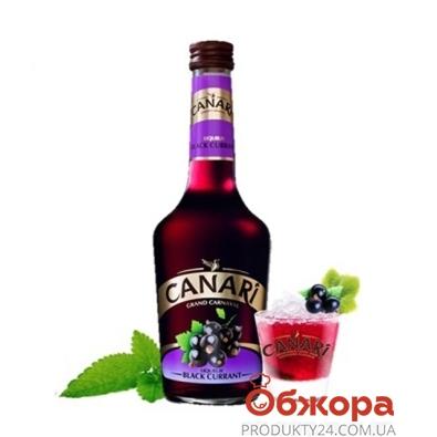 Ликер Канари (Canari) Черная Смородина 0,35 л. – ИМ «Обжора»